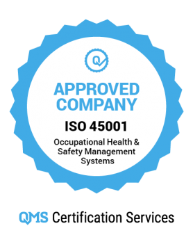 Contact Group Tasmania - ISO 45001 approved company