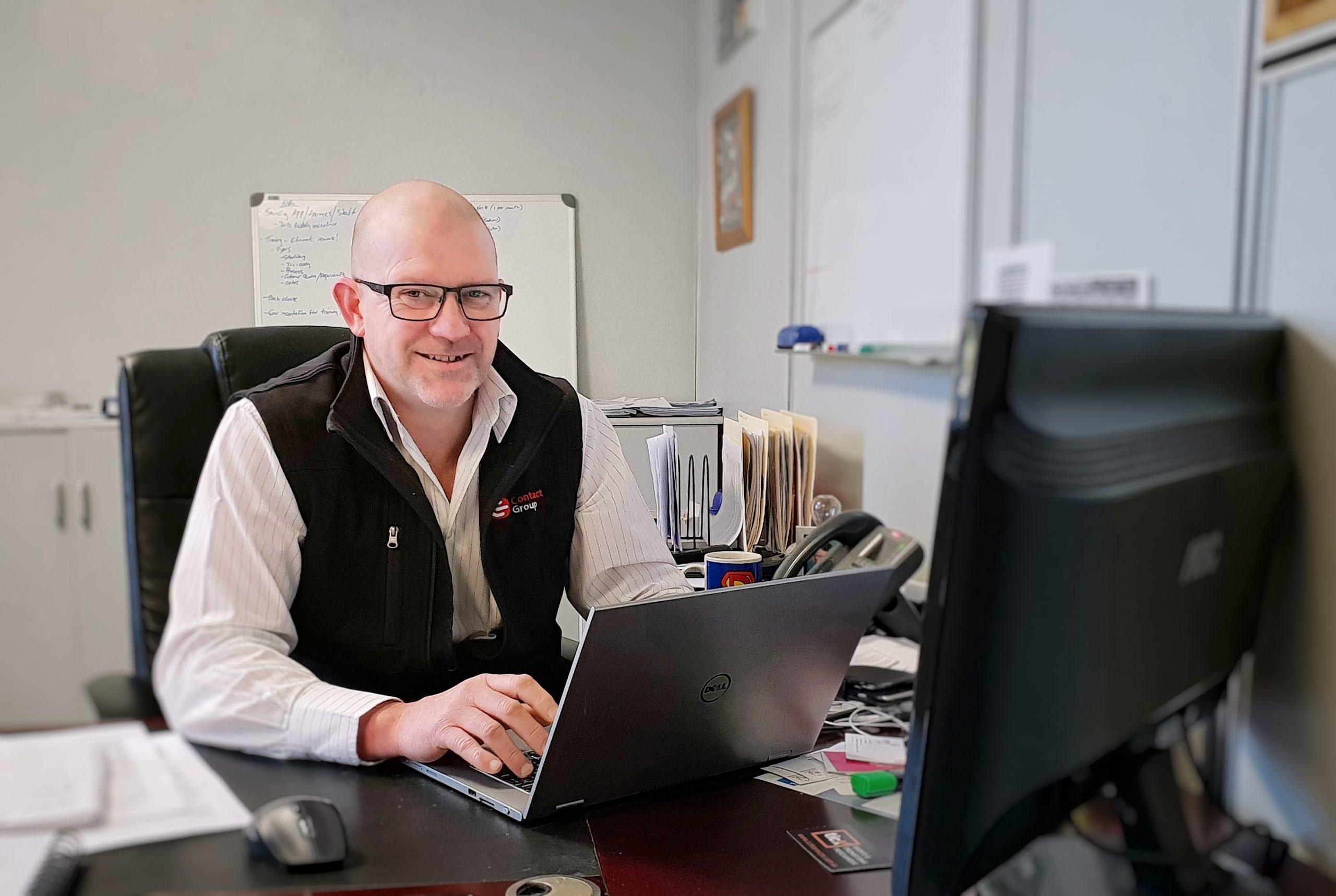 Dion Frame General Manager