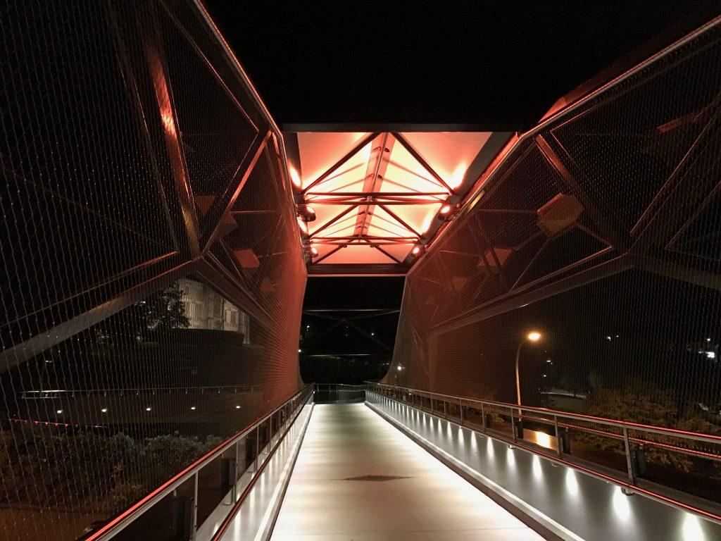Brooker Highway bridge