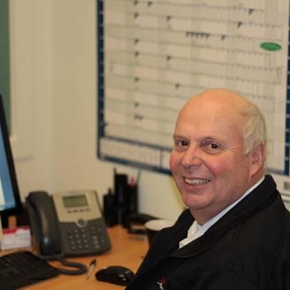 Peter Barrett - High Voltage Services Manager Tasmania