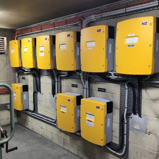 Cape Barren Battery System Upgrade